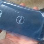 Điện thoại Dell Streak Pro (d43) gs01 - mặt sau thiết kếu nhám