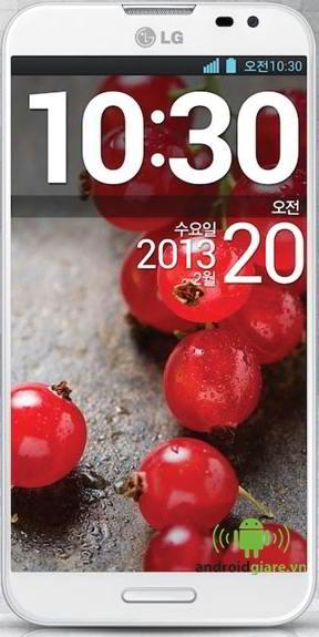 lg optimus pro G f240 feature Trang chủ