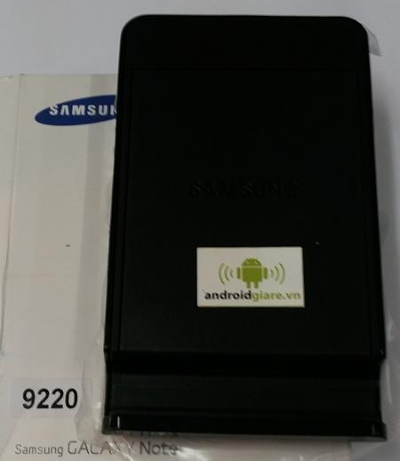 dock sac pin samsung note 1