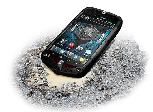 Smartphone noi dong coi da