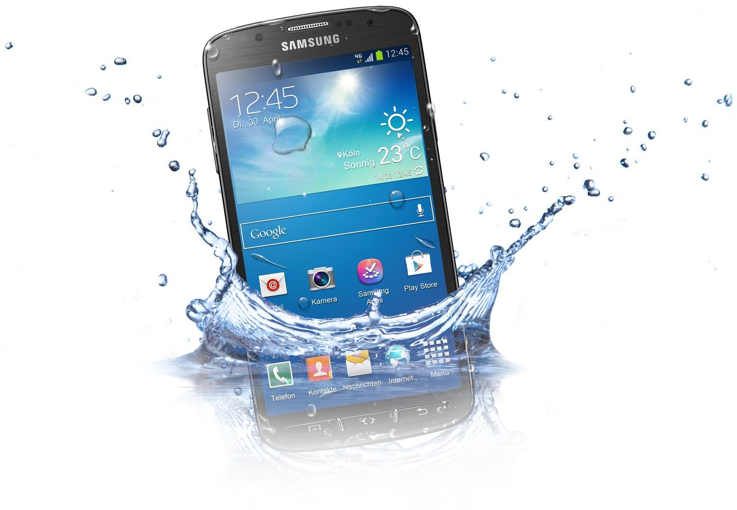 Samsung galaxy S4 active 1