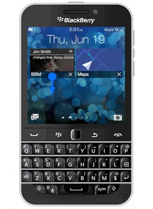 Điện thoại BlackBerry Q20 - Ưu, nhược điểm