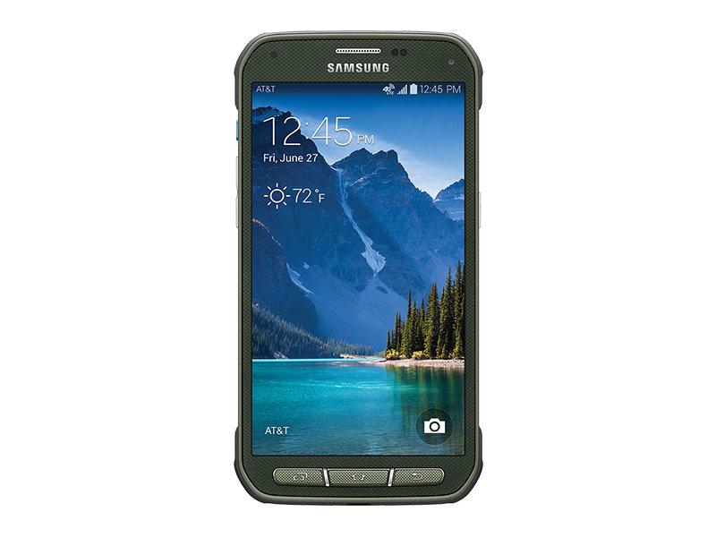 Điện thoại khủng Samsung Galaxy S5 Active