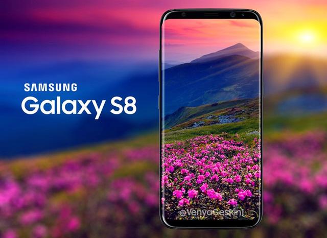 Galaxy S8 - Siêu phẩm đứng đầu mọi thời đại