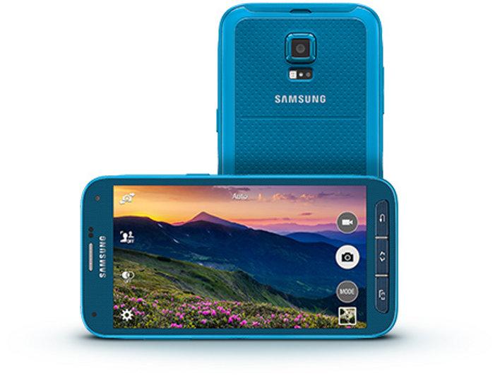Đánh giá Samsung Galaxy S5 Sport