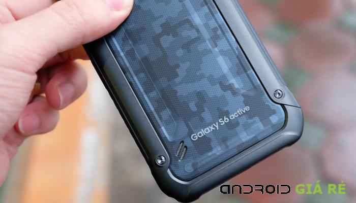Đánh giá loa ngoài Samsung Galaxy S6 Active