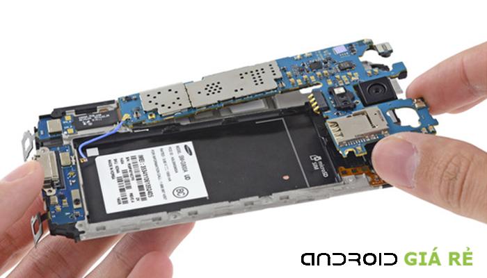 Đánh giá loa trong Samsung Galaxy S6 Active