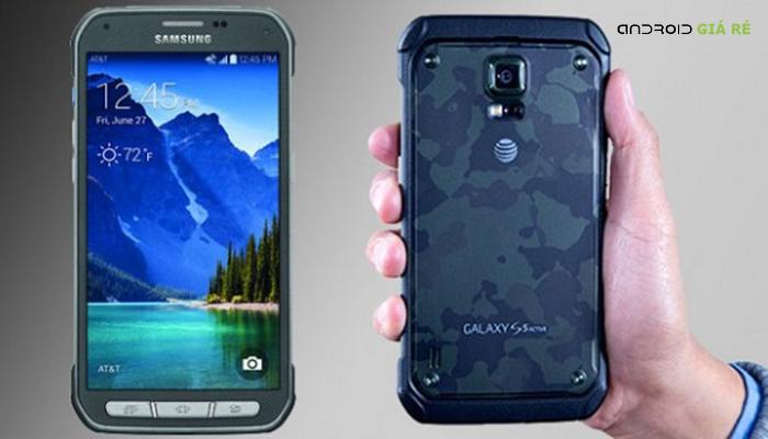 Đánh giá màn hình Samsung Galaxy S6 Active