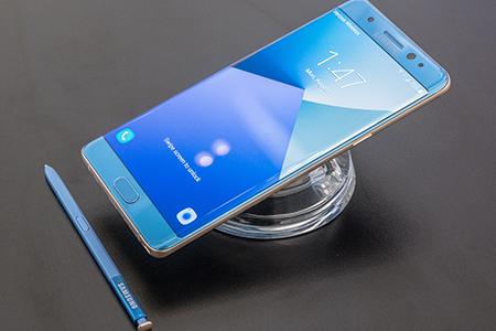 Samsung Galaxy Note 7 cũ giá rẻ 3