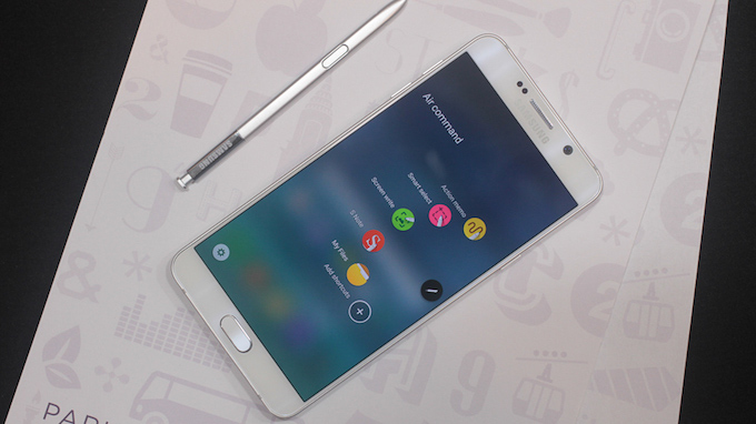 Samsung Galaxy Note 5 cũ giá rẻ 2