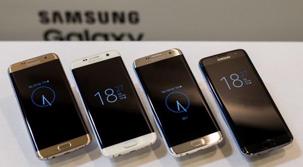 Samsung Galaxy S7 Edge cũ giá rẻ