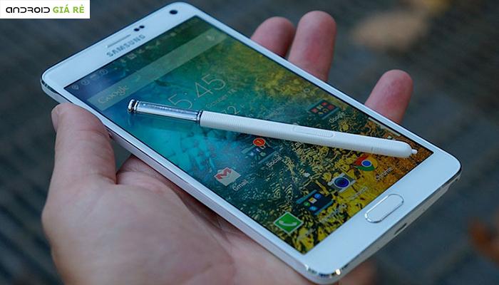 Cách khắc phục Note 4 lâu sáng màn hình