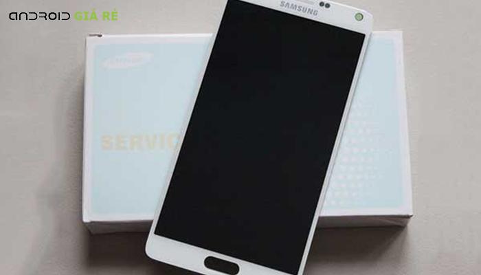 Cách khắc phục Samsung Galaxy Note 4 bị mất đèn màn hình