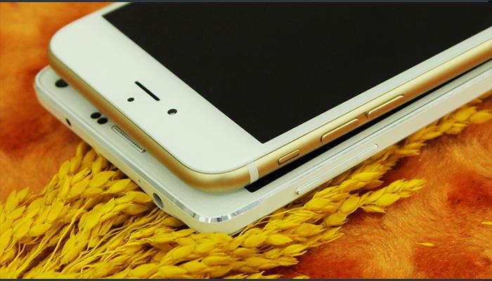so sánh pin note 4 và iphone 6 plus