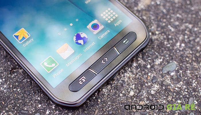 Đánh giá phím Home Samsung Galaxy S6 Active