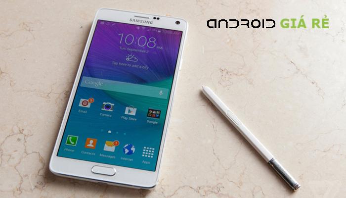 Sửa lỗi Samsung Galaxy Note 4 bị lỗi chế độ chờ