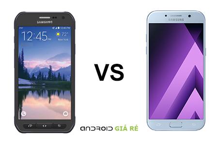 So sánh S6 Active VS A5