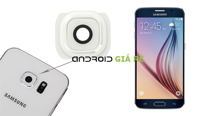 Camera sau Samsung Galaxy S6 chính hãng