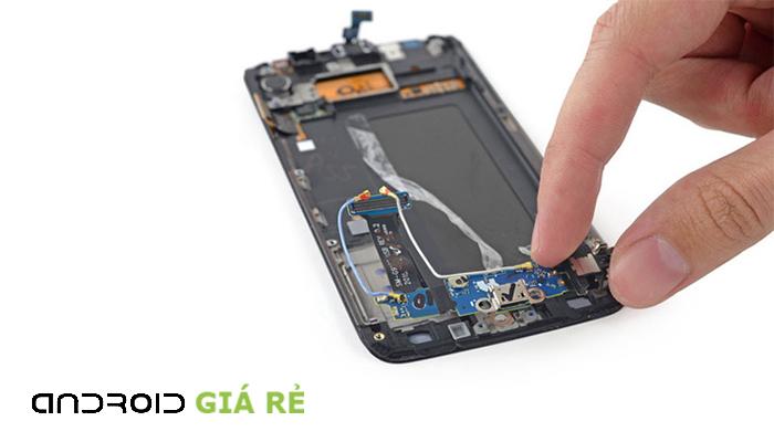 Loa trong Samsung Galaxy S6 chính hãng