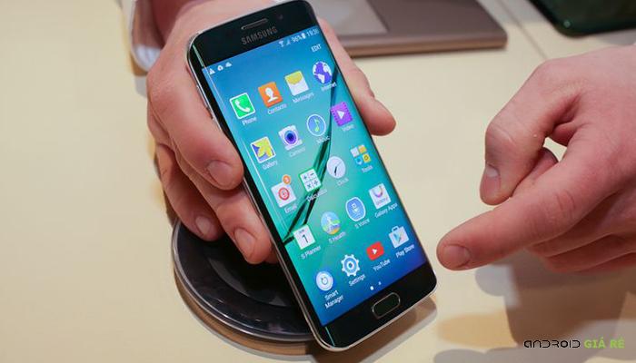 Cách sửa Samsung Galaxy S6 bị nóng máy