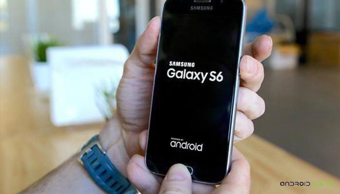Nguyên nhân Samsung Galaxy S6 bị treo logo