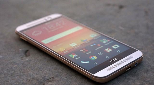 HTC One M9 cũ giá rẻ - Bản nâng cấp của M8