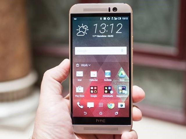 HTC One M9 cũ giá rẻ : chiều dài 144.6 mm, chiều rộng 69.7 mm, bề dày 9.6 mm và trọng lượng mức 157g