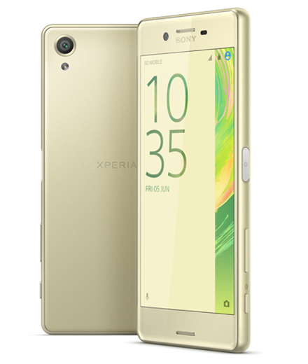 Sony Xperia X Performance SOV33 2