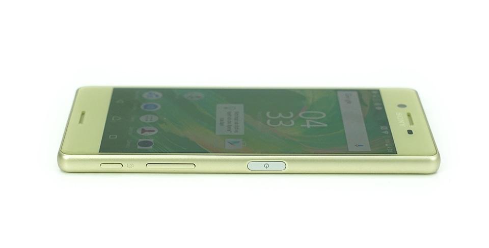 Sony Xperia X Performance SOV33 5