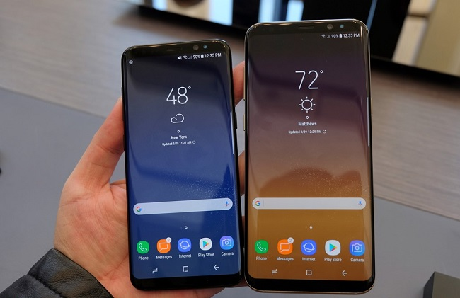 S8 và S8 Plus